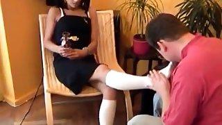 Shane flower stockings foot fetish 14 49mins