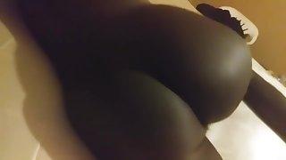 Whoa Sexy Teen Ebony Tranny Twerking Dictatorial Ass