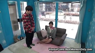 Japanese Coed Couple Lovemaking Game Inner The deep Walls