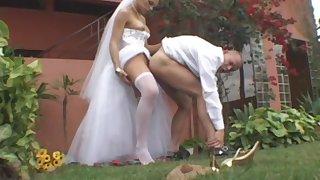 Alessandra fucks husband - sw41