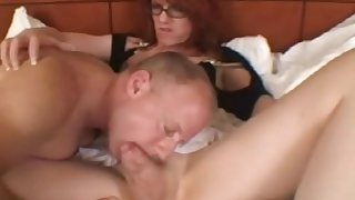 Sexy milf Wendy likes blowjobs